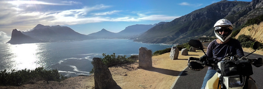 Mike In Hout Bay