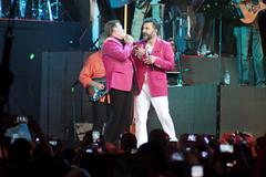 Emmanuel y Mijares en el Festival Acapulco 2014 día 1