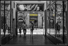 Praha_Prague_Lucerna passage_Czech Republic_Foto koda is the Mecca of photographers not only from Prague (ferdahejl) Tags: prague praha czechrepublic lucernapassage