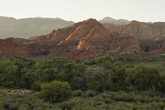 Red Cliffs Landscape (Steven Hymas Photographer) Tags: developed