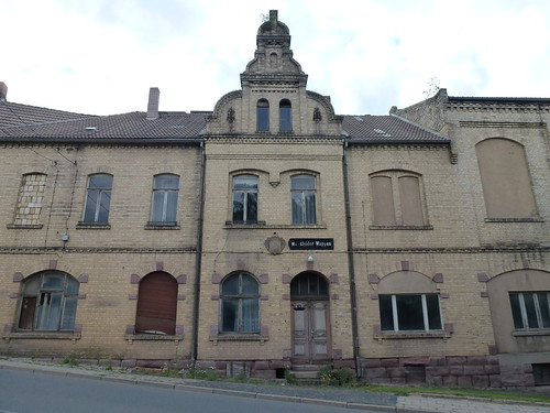 "Hotel ""Mansfelder Wappen"" Großörner"