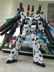 full-armor unicorn gundam destroy modeの壁紙プレビュー