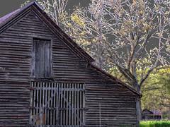 Barn Art (FagerstromFotos) Tags: barn south barns carolina weathered greer