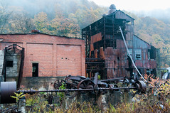 Cass Scenic Railroad State Park, Cass West Virginia - Old Mill (Land Matters Photography) Tags: park railroad state scenic westvirginia cass pocahontascounty casswestvirginia cassscenicrailroad casswv