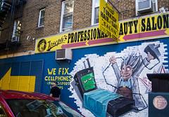 We Fix Cellphones (UrbanphotoZ) Tags: nyc newyorkcity blue ny newyork yellow brooklyn cellphone doctor frankenstein repair sick brightonbeach josephs littleodessa professionalbeautysalon turkishhairnails wefixcellphones