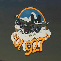 Ol 927 (Jay Costello) Tags: plane military wwii airshow worldwarii bomber b24 warplane b24liberator ol927