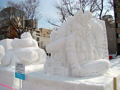 Sapporo Snow Festival 2011 (Alex.Hurst) Tags: snow festival japan sapporo hokkaido yukimatsuri 北海道、日本