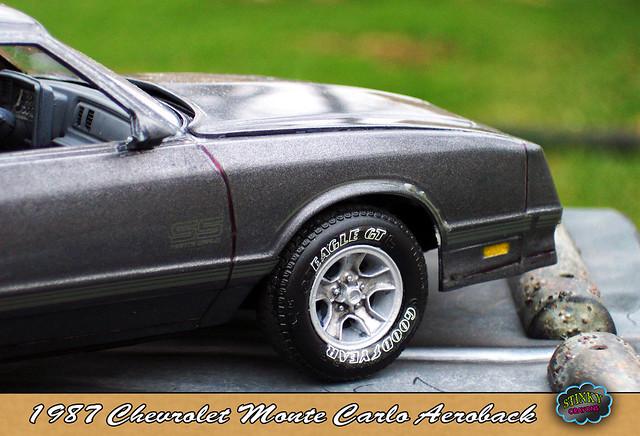art crafts hobbies modelcars chevroletmontecarlo revell modelbuilding aeroback