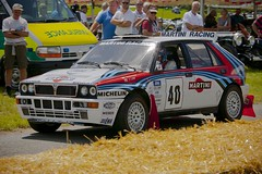 Lancia Delta Integrali (foto.pro) Tags: italy car speed colours power rally turbo lancia ralley cholmondley supercharge pagean masrtii