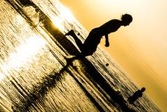 @ Zaandvoort Beach (vnkht) Tags: sunset sunlight black netherlands sunshine silhouette strand lumix evening raw dusk thenetherlands panasonic f71 skimboarding zandvoort 2012 noordholland 120mm lightroom nederlanden skimming northholland skimboarder iso80 zandvoortaanzee zandvoortbeach lx5 dmclx5 lightroom5 gavinkwhite
