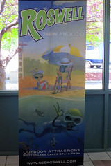 Roswell Visitor's Center (Flagman00) Tags: newmexico downtown roswell center aliens nm visitors ufos ovni