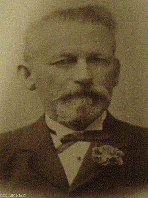 Henry Smith Fish Jr, Mayor of Dunedin, 1870-73 and 1893-95