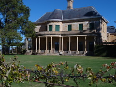 East side of Jimbour house. (denisbin) Tags: homestead mansion jimbour
