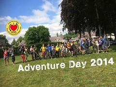 Adventure Day 2014