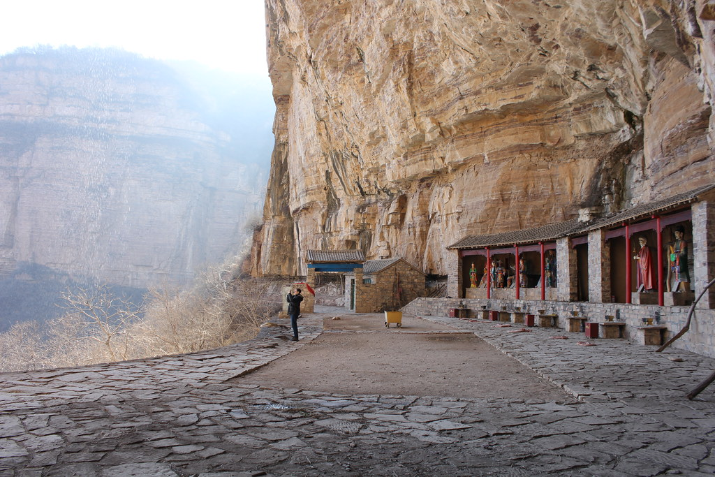 A Walk In The Taihang Mountains China
