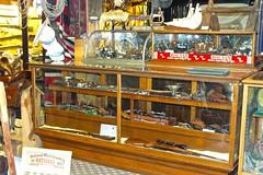 King's Saddlery, Ropes and Museum (thegreatlandoni) Tags: gun antique rifle rifles pistol guns antiques wyoming sheridan pistols ammunition saddle kingssaddlery