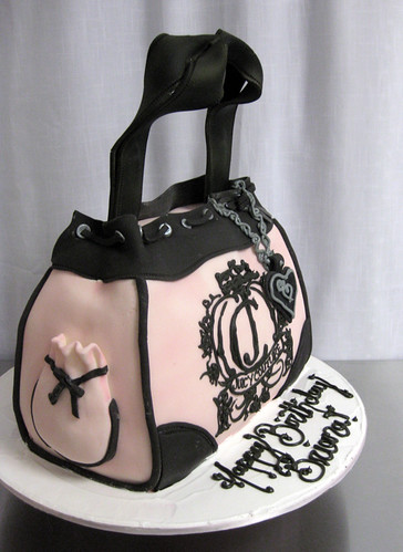 Juicy Purse Cake