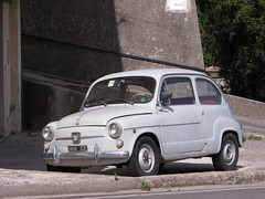 The Other One (Edge of Europe) Tags: italy italia fiat 600 taverna catanzaro