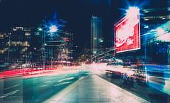 City Life (Kash Khastoui) Tags: city night cityscape cross sony sydney saturday kings nsw asutralia kash adaptor khashayar 24104mm a7r metabone khastoui