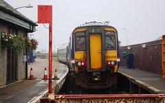 First Scotrail - Mallaig (scotrailm 63A) Tags: diesel first scotrail railways dmu