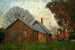 The Cottage (Art & Photography by Michellea Sefton) Tags: house building home buildings cottage structure