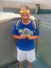 BSAC Tennis Tournament - July 2014