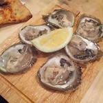 "Mali Ston Oysters @ Barba <a style=""margin-left:10px; font-size:0.8em;"" href=""http://www.flickr.com/photos/14315427@N00/14646060319/"" target=""_blank"">@flickr</a>"