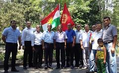 Kurdn Kirgizstan pitgir da serxwebna Kurdistan (Kurdistan Photo ) Tags: erbil  qamishli    qaz wen kban
