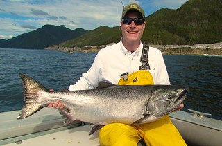 Alaska Salmon Fishing Lodge - Luxury 22