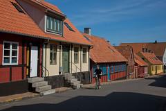Bornholm (Burminordlicht) Tags: denmark gate balticsea dnemark danmark ostsee bornholm allinge