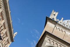 Padua 2014 (Tiigra) Tags: 2014 italy padua animal architdetail city lion ornament roof sculpture sky veneto art