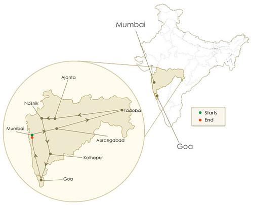 Deccan Odyssey Maharashtra Splendour