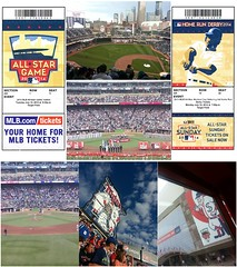 2014 All Star Game Collage (bolio88) Tags: game west home mike field minnesota star twins all baseball minneapolis run east national american target trout derby league mlb pastime cespedes yoenis