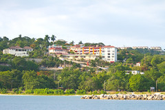 Jamaican Waterfront (ADP Photos) Tags: homes waterfront jamaica montegobay