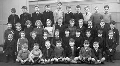 Class Photo (theirhistory) Tags: uk school girls boys shirt kids children
