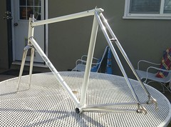 Modern classic (AR Cycles) Tags: arcycles classic stainless modern road race frame polished lugs kva henry james