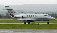 CS-DRV Hawker 800 Glasgow March 2017 (pmccann54) Tags: csdrv hawker800