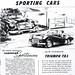 Standard Vanguard Sportsman & Triumph TR3 (1956-57)