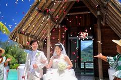 It may be Rainy on Bora Bora but usually just Flowers (BoraBoraPhotosVideos) Tags: borabora island paradise southpacific sun beach sunrise amazing dream holydays beautiful bestvacations photooftheday picoftheday photodujour wedding tahiti polynesian edouardott instagood