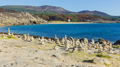 Mais pedras (Suso Couceiro) Tags: baroña castro piedras paisaje