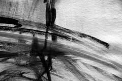 Canvas (Marie Kappweiler) Tags: peintures paintings malerie toile art kunst kappweiler acryl kohle fusain charcoal leinwand canvas schwarzweiss noiretblanc nb bw 7dwf macro closeup