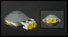 Turtleship (Karf Oohlu) Tags: moc microscale microspacetopia turtleship gunship