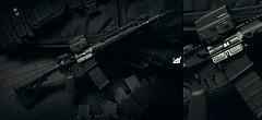 LANTAC Raven Rifle with Vortex UH-1 Holo Sight (Threedi) Tags: ar15 lantac rifle vortexoptics magpul uh1