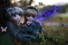 Using My Powers To Save (dreamdust2022) Tags: shadow princess julia strong magical powerful love hate control mad lady daddies little girl ophelia cute charming crazy silly sassy playful smart smile pretty archaeologist adventurer adorable treasure hunter beautiful pullip doll