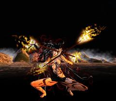 TerraMerhyem_2016_Shaman_05 (TerraMerhyem) Tags: sorcière sorcellerie sorcery magie shaman chamane chamanisme shamanism feu fire bruler burning terramerhyem merhyem sorciere witch magic femme woman belle beauté beauty flammes ritual rituel chamanique shamanic sexy