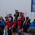 Grouse Mountain 2017 U14 Teck Coast Race Top Ladies GS PHOTO CREDIT: Christopher Naas