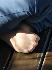 Candid feet from China (327) (Candid 100%) Tags: asian candid feet nylon pantyhose chinese china shoeplay dangling dipping toes soles foot shoes ballet flats high heels pumps sandals külotlu çorap ayak füsse strumpfhose калготкі чорапогащник pantis punčocháče strømpebukser sukkpüksid sukkahousut collants media calza καλσόν harisnyanadrág パンティーストッキング 팬티 스타킹 zeķbikses pėdkelnės جوراب شلواری rajstopy meiacalça ciorapi колготки унихоп pančucháče hlačne nogavice strumpbyxor קאָלגאָטקעס broekiekס