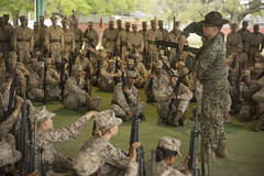170405-M-MF691-283 (MCRD Parris Island, SC) Tags: marines marinecorps usmc recruit parrisisland bootcamp drillinstructor mcrd parris recruitdepot pi pisc mcrdpi recruittraining basictraining drill di graduation grad eastern recruitregion err recruiter sc unitedstates