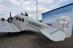 AERO 2017 (Neuwieser) Tags: aero expo messe 2017 friedrichshafen allgemeine luftfahrt general aviation fair trade show junkers f13 rimowa j13