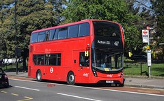2560 Abellio London (KLTP17) Tags: 2560 abellio london adl enviro400 mmc ealing 427 yx17nvg